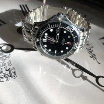 Omega Seamaster Diver 300 M neu 2019 Automatik Uhr mit Original-Box und Original-Papieren 212.30.41.20.01.003