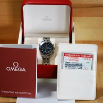 Omega Seamaster Professional 300M Chronograph Watch 2298.80