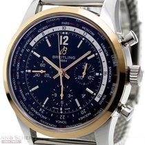 Breitling Transocean Chronograph Unitime UB0510U4 2015 gebraucht