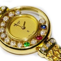 Chopard Happy Diamonds Yellow gold 21mm United States of America, New York, New York, New York