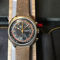 Oris Chronoris Steel 40mm Black United States of America, Connecticut, Farmington