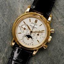 Patek Philippe Perpetual Calendar Chronograph Gelbgold Gold Deutschland, München