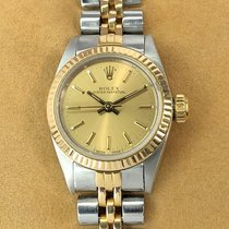 Rolex Gold/Steel 24mm Automatic 67193 pre-owned