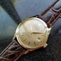 Ulysse Nardin pre-owned Automatic 34mm Gold Plexiglass