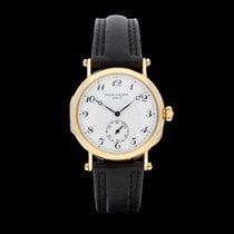 Patek Philippe Yellow gold 33mm Manual winding 3960J pre-owned