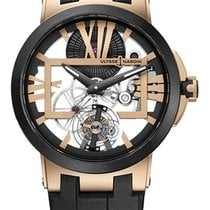 Ulysse Nardin Executive Skeleton Tourbillon 1712-139 2019 neu