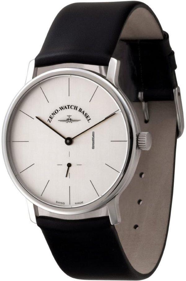 Bauhaus Zeno Manual Basel 40mm Watch Winding clF1KJ