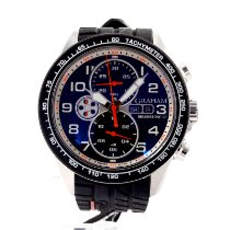 Graham 2STEA.B12A Steel Silverstone RS 46mm pre-owned United States of America, California, beverly hills