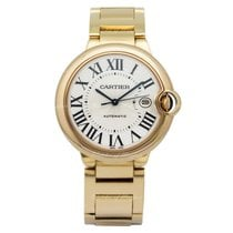 Cartier new Automatic 42mm Rose gold