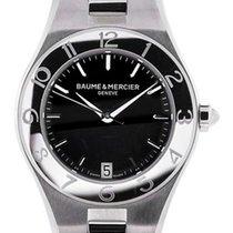 Baume & Mercier Linea M0A10010 Neuve Acier 27mm Quartz