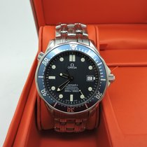 Omega Seamaster Diver 300 M 25318000 1985 pre-owned