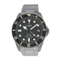 Tudor Pelagos Titanium 42mm Black Arabic numerals United States of America, New York, New York