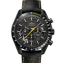 Omega Speedmaster Professional Moonwatch Céramique 44.25mm Noir Sans chiffres France, Paris