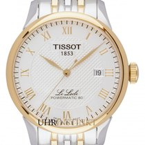 Tissot 39.3mm Automatic T006.407.22.033.01 new