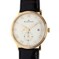 Blancpain Villeret Ultra-Slim 6606-3642-55b Very good Rose gold 40mm Manual winding Malaysia, Petaling Jaya