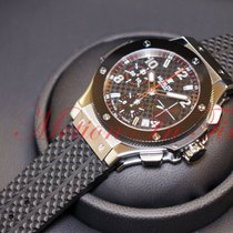 Hublot Big Bang 41 mm new Automatic Chronograph Watch with original box and original papers 341.SB.131.RX