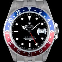 Rolex GMT-Master Steel 40mm Black United Kingdom, London