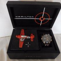 Hamilton Khaki X-Wind Acier 44mm