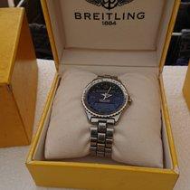 Breitling Chronospace Acier 42mm Bleu Arabes France, loguivy-plougras