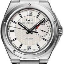 IWC Big Ingenieur Platinum Silver United States of America, New York, Brooklyn