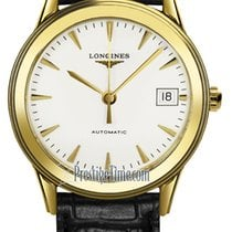 Longines Yellow gold 35.6mm Automatic Flagship new United States of America, New York, Airmont