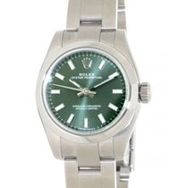 Rolex Oyster Perpetual 26 176200 In Steel