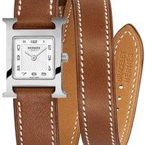 Hermès new Quartz 17.2mm Steel