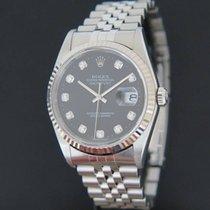 Rolex Datejust Diamond Dial 16234