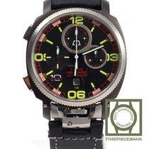 Anonimo Militare neu 2013 Automatik Chronograph Uhr mit Original-Box und Original-Papieren 2017