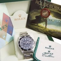 Rolex Submariner 2005 SEL/no holes w/ Papers & Box