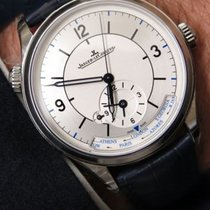 Jaeger-LeCoultre Master Geographic neu 39mm Stahl