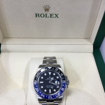 Rolex 116710BLNR Oyster Perpetual Date GMT-Master II Watch