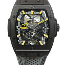 Hublot | A Limited Edition Blackened Titanium And Ceramic...