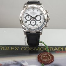 Rolex Daytona 16519 Very good White gold 40mm Automatic