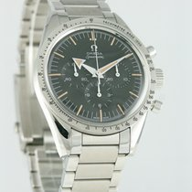 Omega Speedmaster Steel 40mm Black