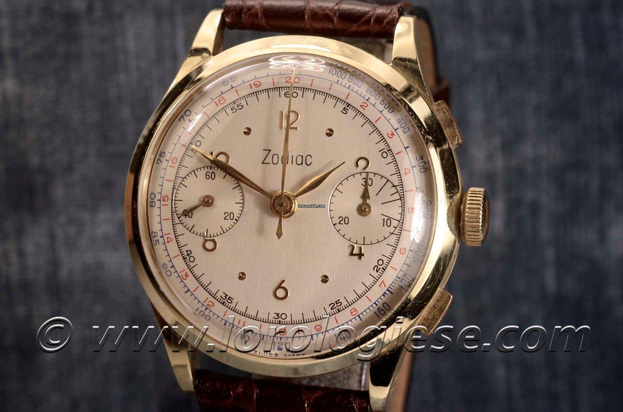 ae3001df4e0 Použité hodinky Zodiac