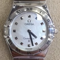 Omega Constellation My Choice Quartz Lady