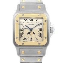 Cartier Santos Galbée Steel 25mm White Roman numerals United States of America, Florida, Boca Raton