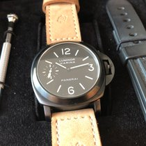 "Panerai Luminor Marina ""B-Series"" - Black PVD, Ltd.x/3000, Rare"