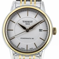Tissot Or/Acier 40mm Remontage automatique T085.407.22.011.00 nouveau