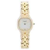 Patek Philippe & Co. La Flamme 18K Yellow Gold Watch Ref 4815