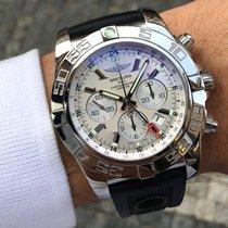 Breitling Chronomat GMT použité 47mm Ocel