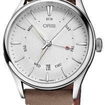 Oris Artelier Pointer Day Date new 2019 Automatic Watch with original box and original papers 01 755 7742 4051-07 5 21 32FC