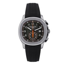 Patek Philippe Aquanaut Chronograph Stainless Steel Watch...