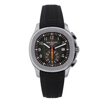パテック フィリップ Aquanaut Chronograph Stainless Steel Watch 5968A-001