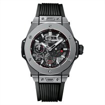 Hublot Big Bang Meca-10 pre-owned 45mm Titanium