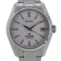 Seiko 40mm Automatisch tweedehands Grand Seiko Zilver