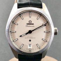 Omega Globemaster Stahl 39mm Silber Keine Ziffern Österreich, wien