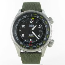 Oris Big Crown ProPilot Altimeter 01 733 7705 4184-Set 5 23 14FC подержанные