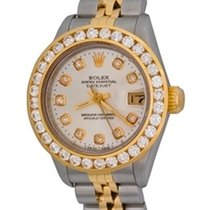 Rolex Lady-Datejust pre-owned 25mm Steel